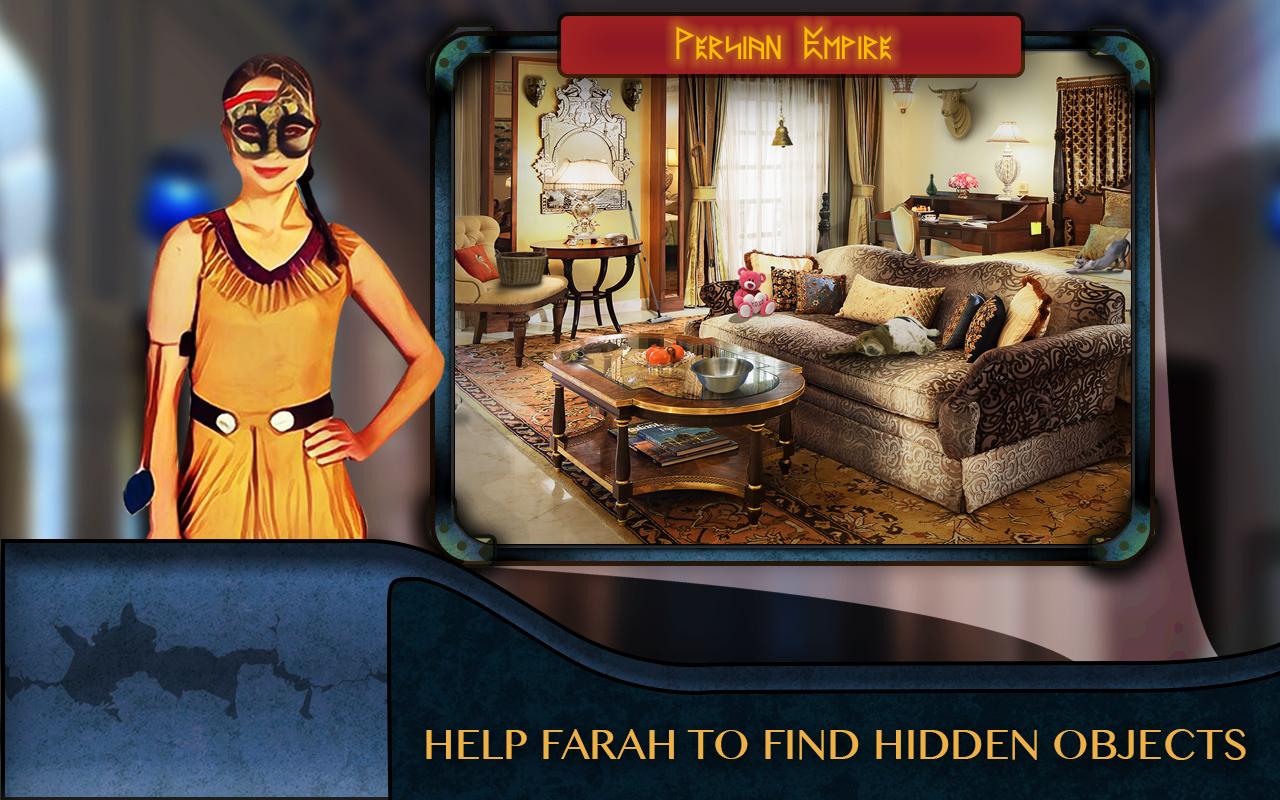 Hidden Secret: Persian Society