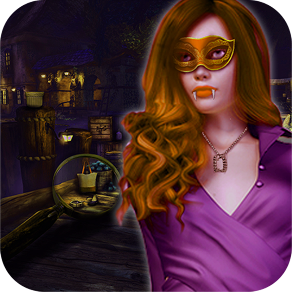 Hidden Objects Vampire Mystery