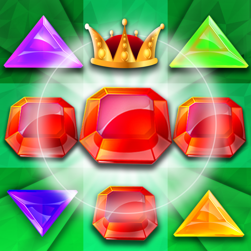 King of Match 3 Jewels